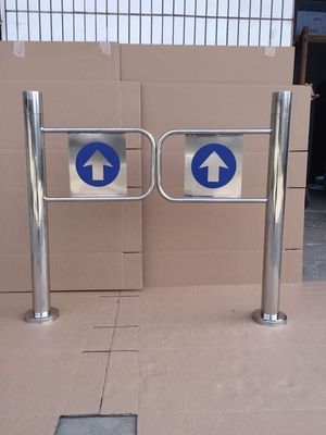 Supermarché Swing Gate